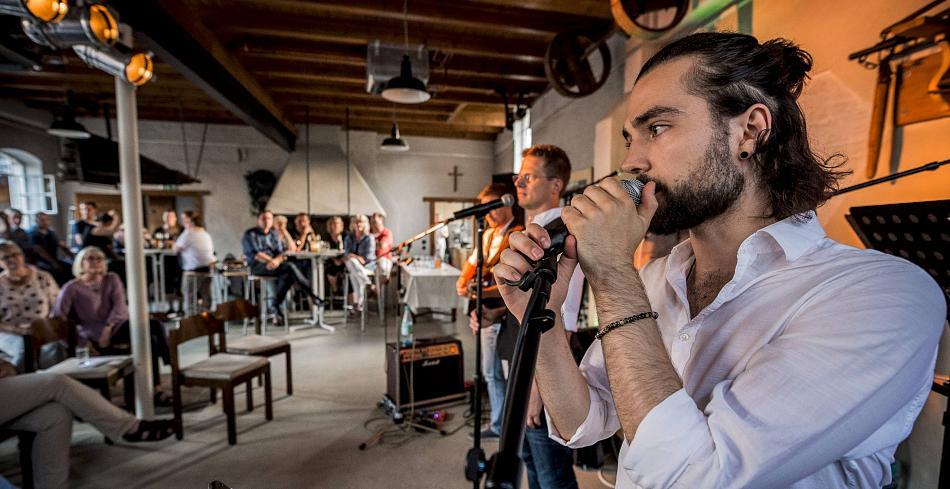 23.06.2017 - Mitsommernacht Kulturhaus Alte Schmiede in Weeze