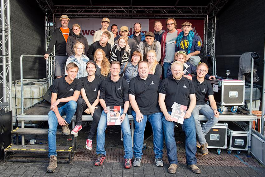 20.-21.08.2016 - Sieger beim Straßenmusikwettbewerb 2016 in Geldern
