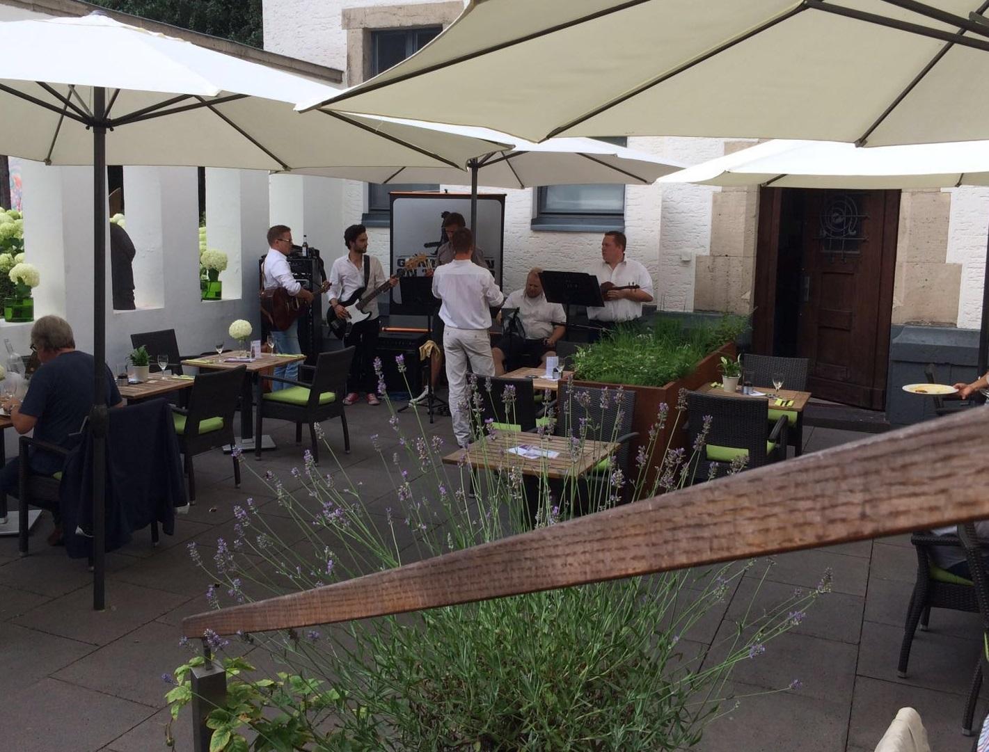 25.07.2016 - Salvea Essklasse in Krefeld