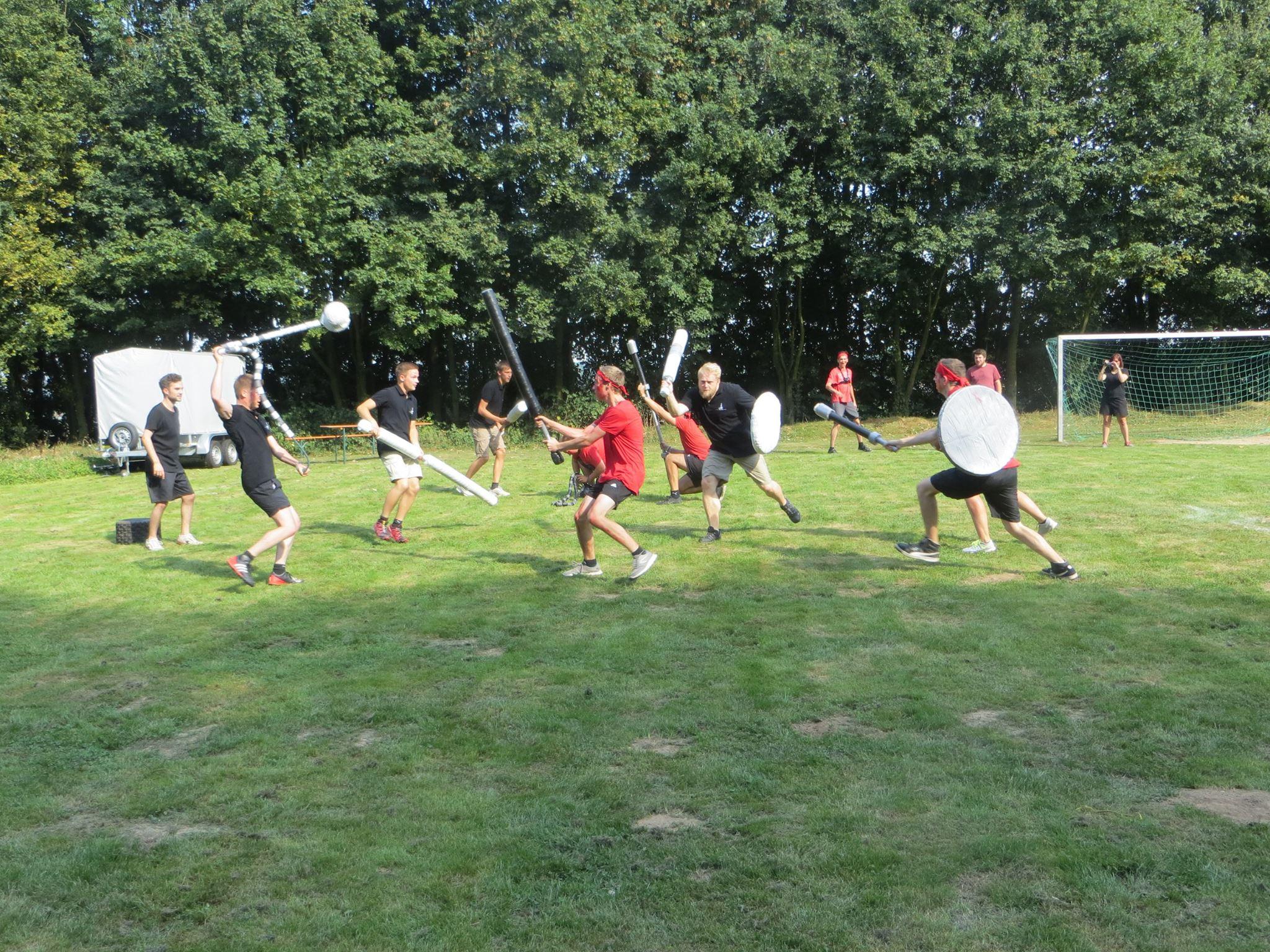 27.08.2016 - KopfAb! Unplugged am Lagerfeuer bei der Jugger-Meisterschaft der DPSG Bezirk Niederrhein Nord
