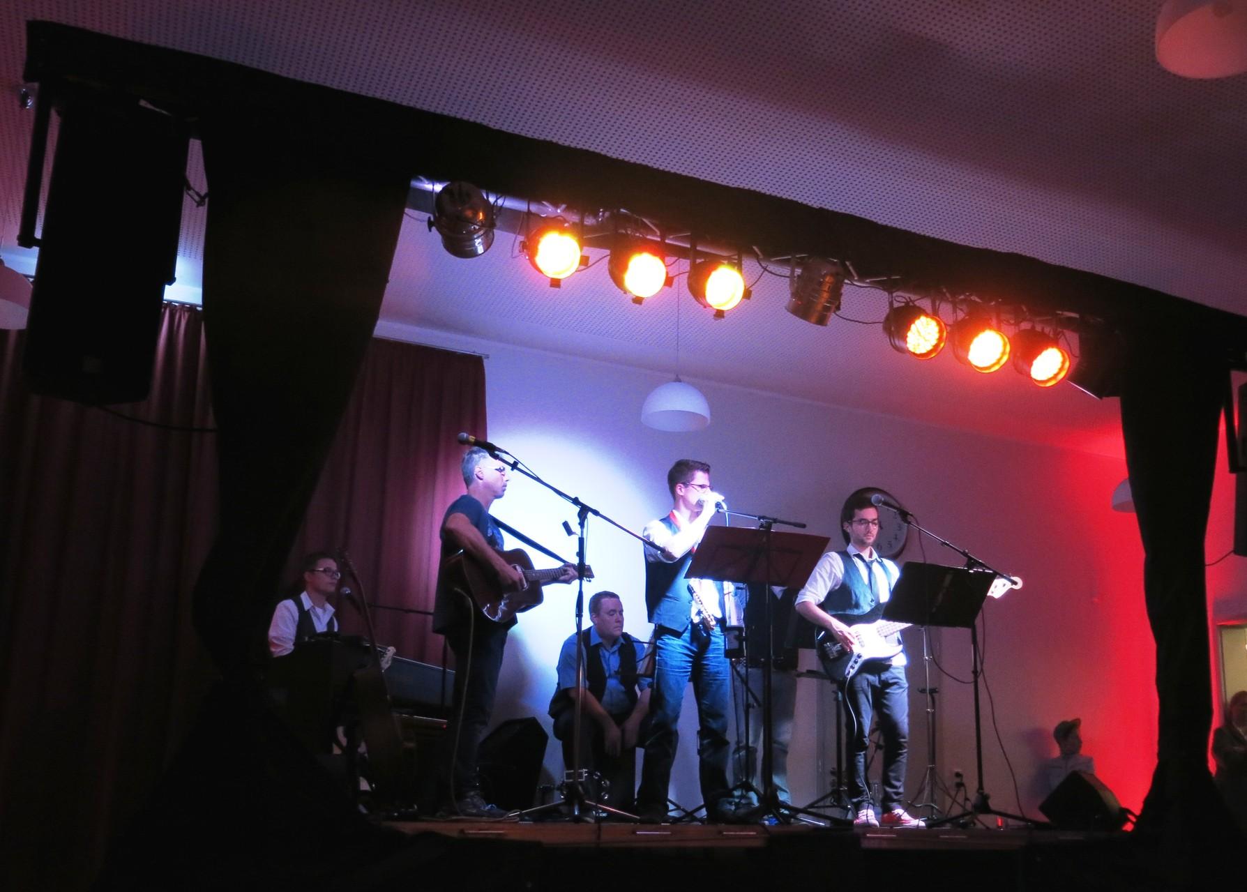 12.09.2014 - Unser Benefizkonzert für Dresden-Dakar-Banjul