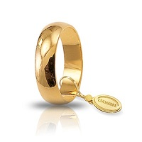 Fede Unoaerre Mantovana Oro Giallo 6 grammi Referenza :60/AFN7
