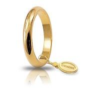 Fede Unoaerre Classica Oro Giallo 4 GR 3,0 mm Francesina Referenza: 40 AFN4