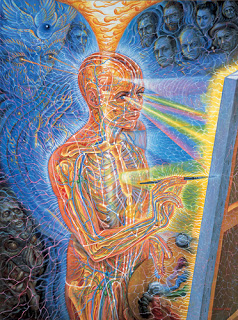 Painting - Alex Grey