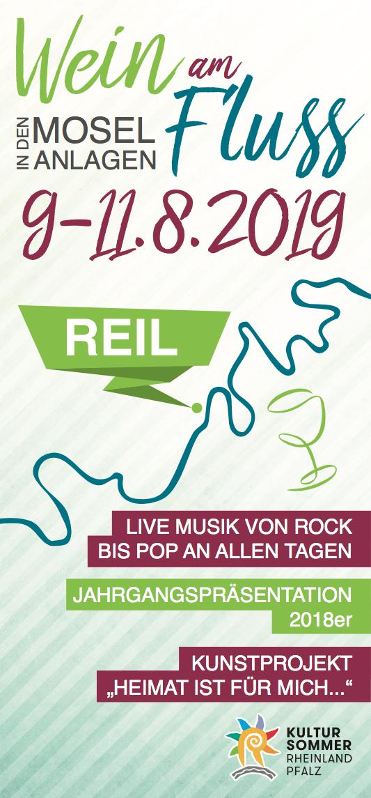 Weinfest Reil 2019