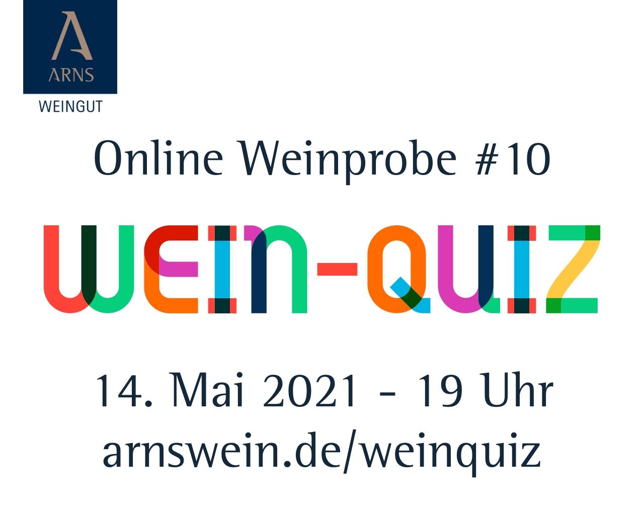 Online Weinprobe #10 – Wein-Quiz