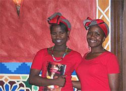 Jabulani Afrikareisen