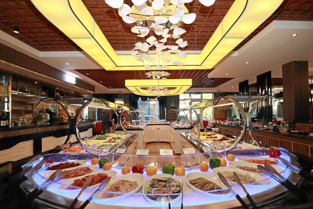 Buffet All you can eat