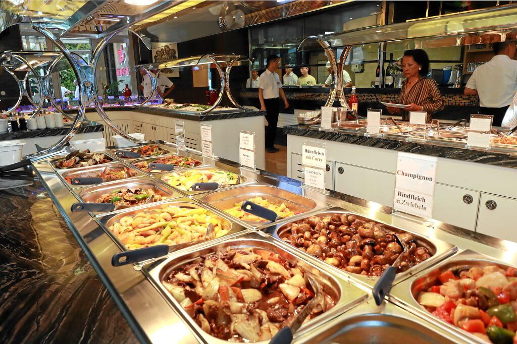 Fleisch nach Wahl. Und viel Auswahl auch für Vegetarier