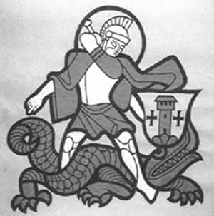 Fahne von 1944