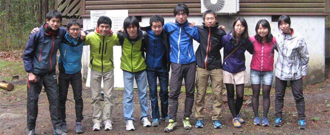 WOC2013日本チーム(写真:O-Newsより)