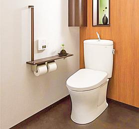快適なトイレにリフォーム