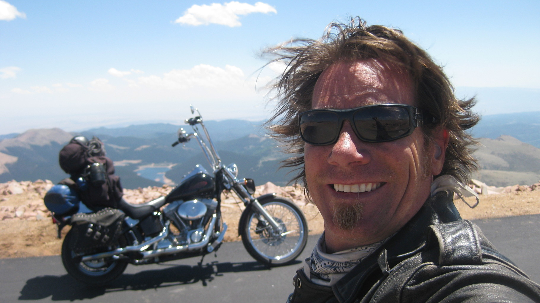 Geez - Motorcycle Travel Writer & Expert