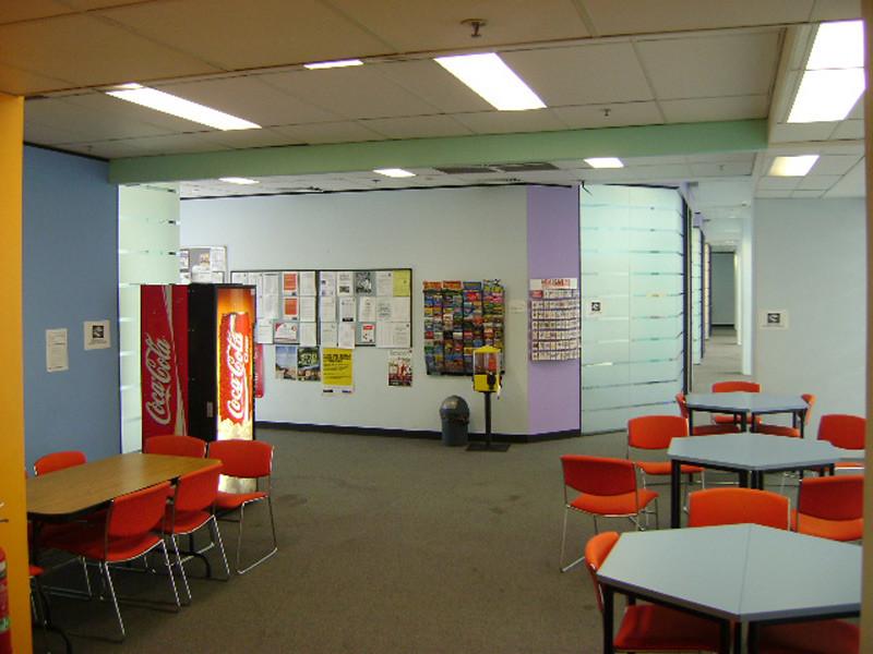 オックスフォード・ハウス・カレッジ(ゴールドコースト校) ラウンジ