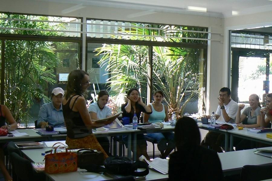 レクシス・イングリッシュ(ヌーサ校) 経験豊富な教師による授業