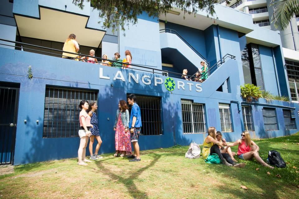 ラングポーツ・イングリッシュ・ランゲージ・カレッジ(ゴールドコースト校) 休憩時間