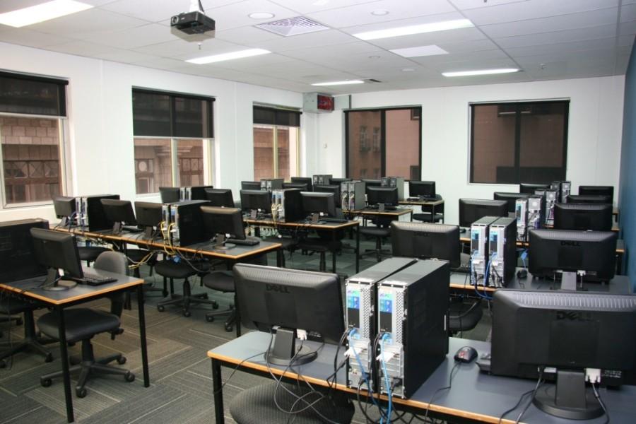 アビリティ・イングリッシュ(メルボルン校) コンピューターの台数も充実