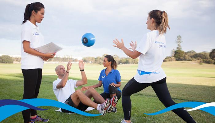 SELC Certificate III in Fitness ⑨