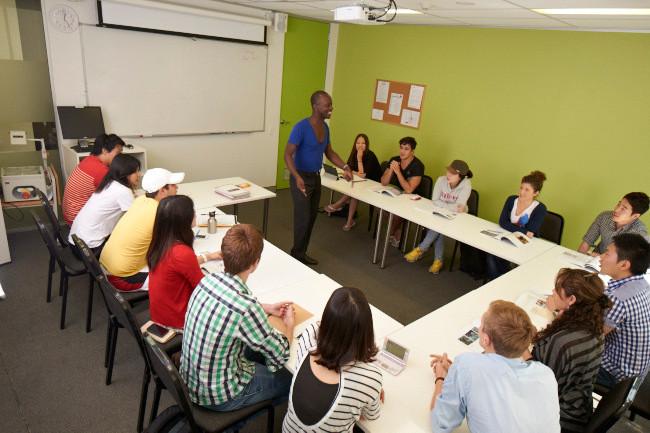 アビリティ・イングリッシュ(メルボルン校) 経験豊富な教師たちが授業を担当