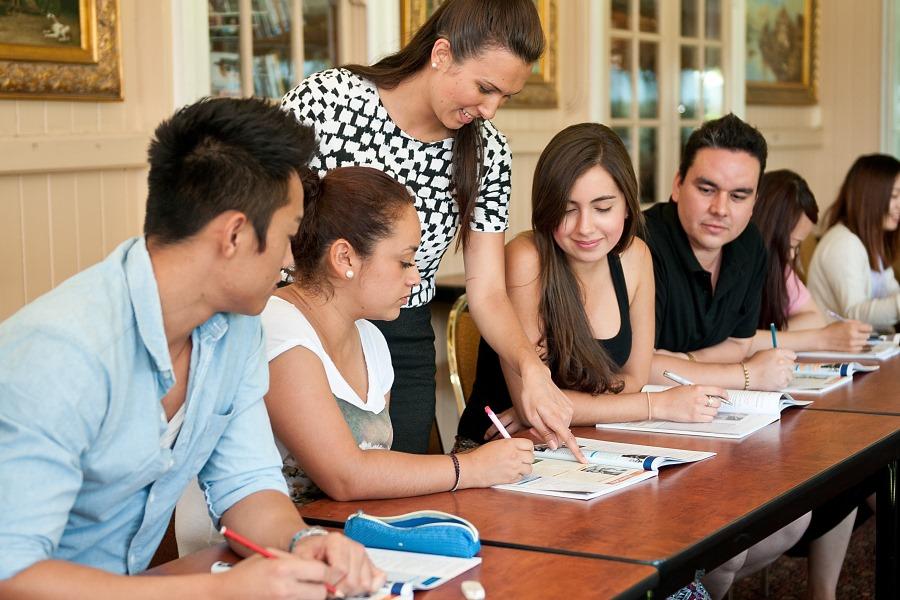 シャフストン・インターナショナル・カレッジ(ブリスベン校) 授業は少人数制