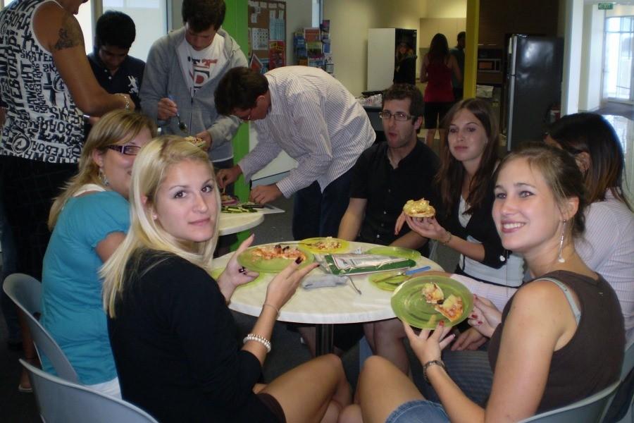 レクシス・イングリッシュ(サンシャインコースト校) 昼食(Lunch Time)