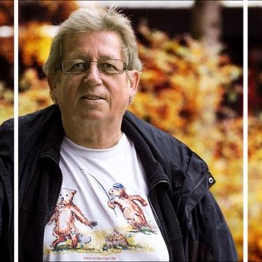 Kinderbuchautor Jürgen H. Riedel