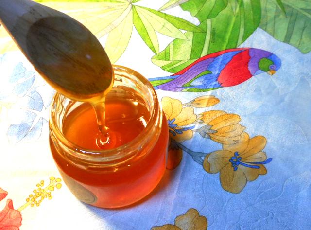 ひとさじの蜂蜜には疲労回復効果があります