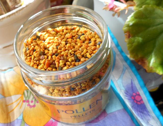 ビーポーレン(蜂花粉)の栄養効果