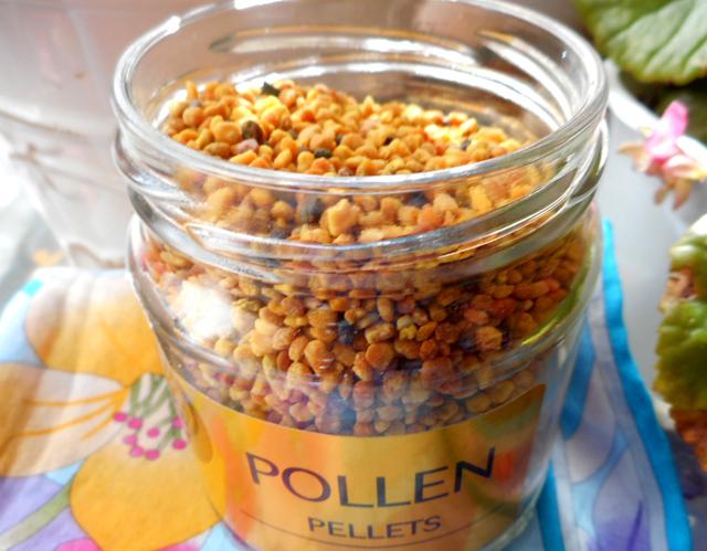 ビーポーレン(蜂花粉)は栄養豊富