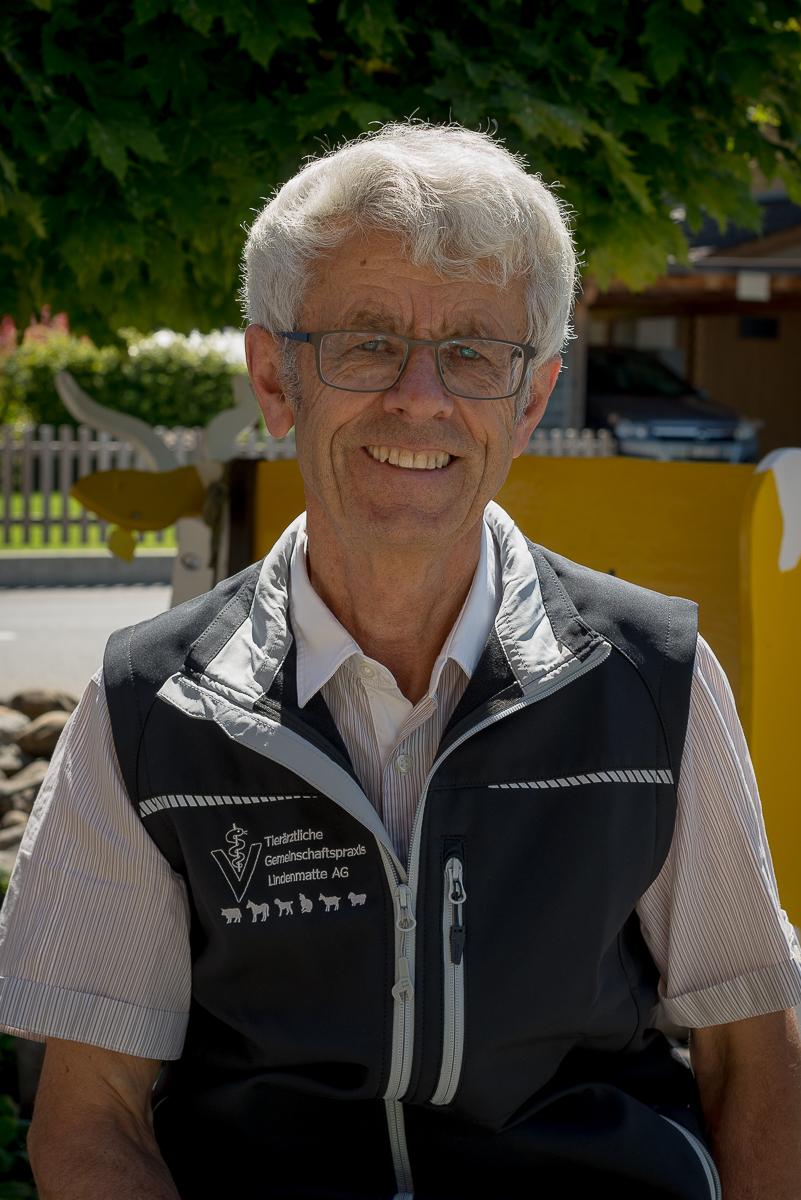 Paul H. Boss, Tierarzt