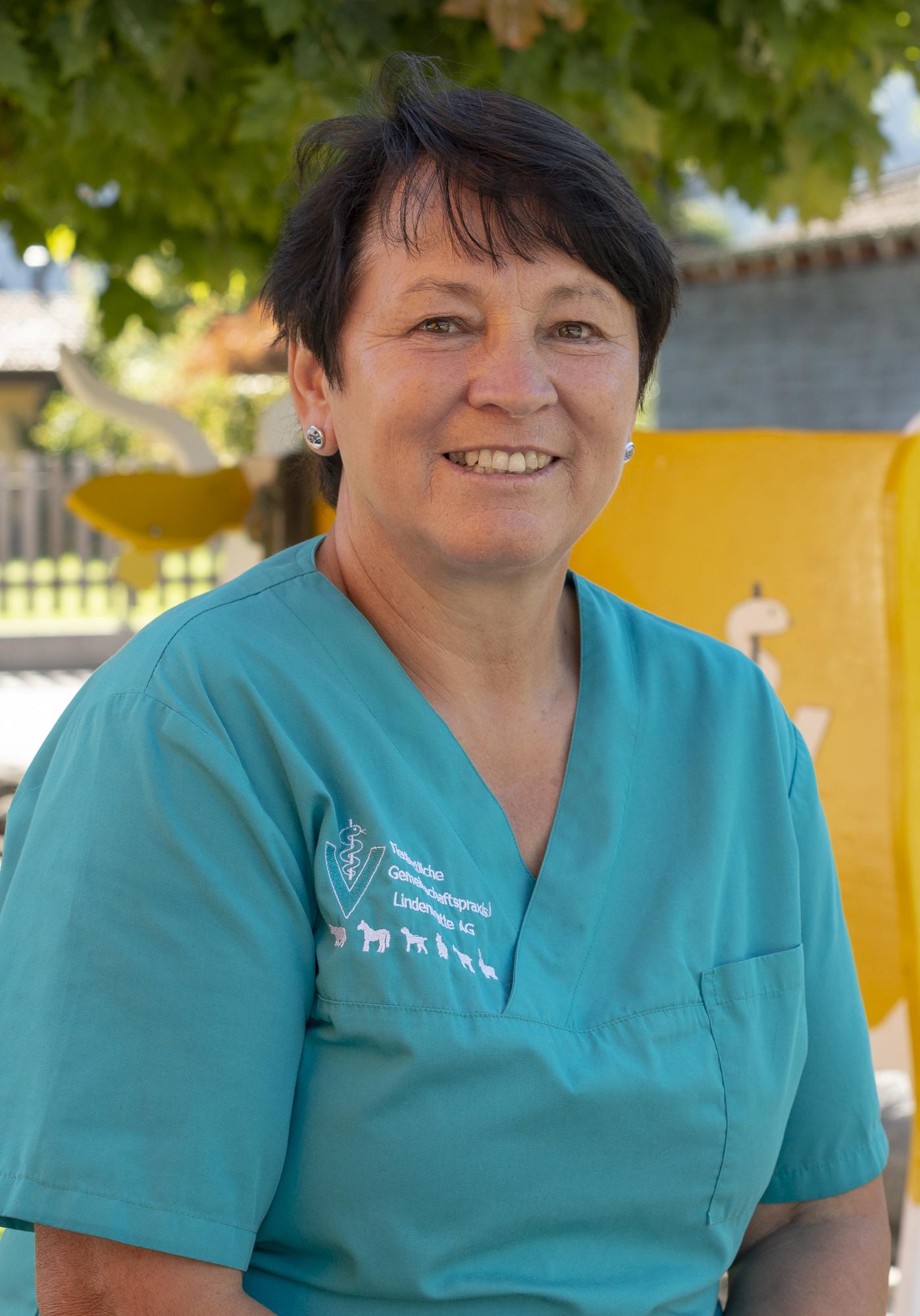 Brigitte Berger, Logistik