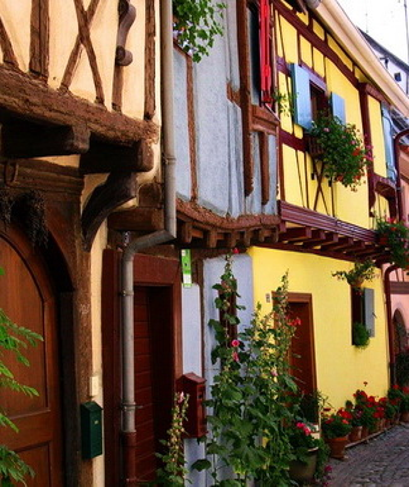 Altstadt von Eguisheim