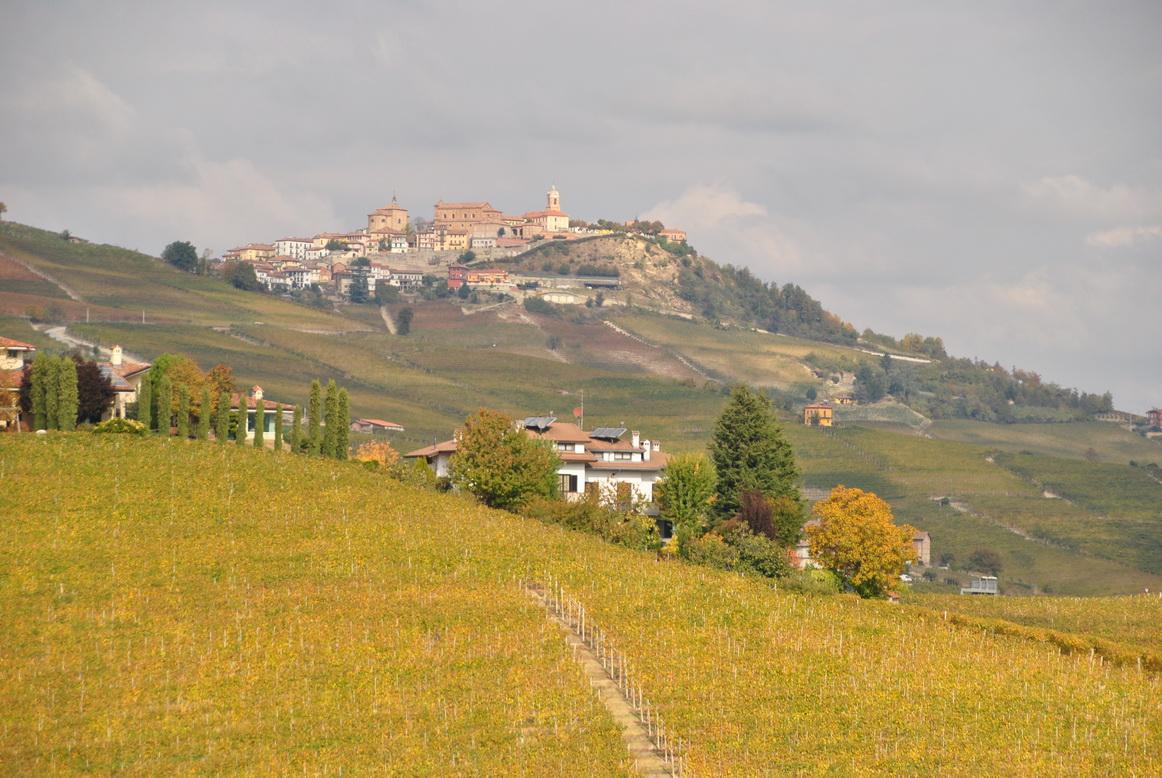 Piemont-Reisen im Oktober 2014