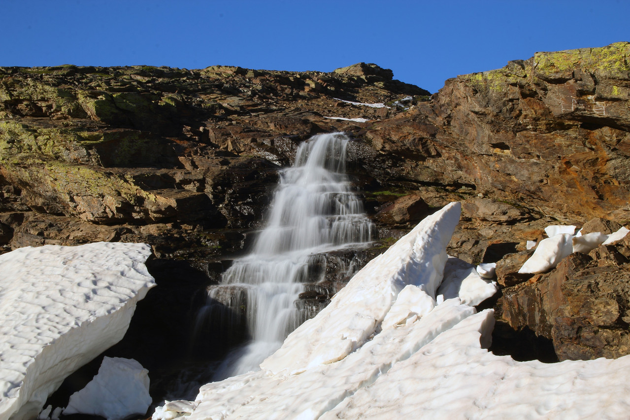 """The Waterfall"" - PN Sierra Nevada - DF09210"