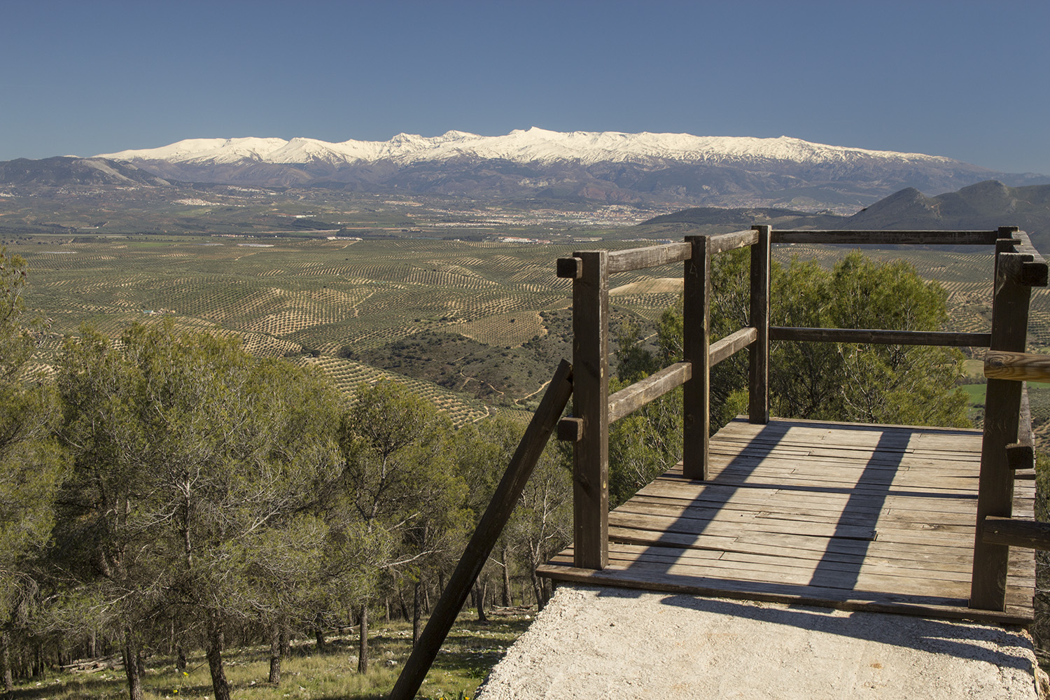 """View Point"" - Moclin, Granada LS06684"