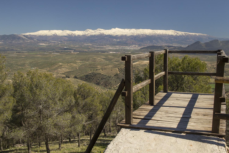 """""""View Point"""" - Moclin, Granada LS06684"""