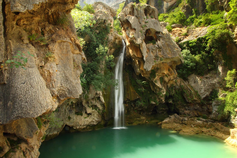 """""""The Green Lagune"""" - PN Sierra de Cazorla y Seguras - WF00329"""