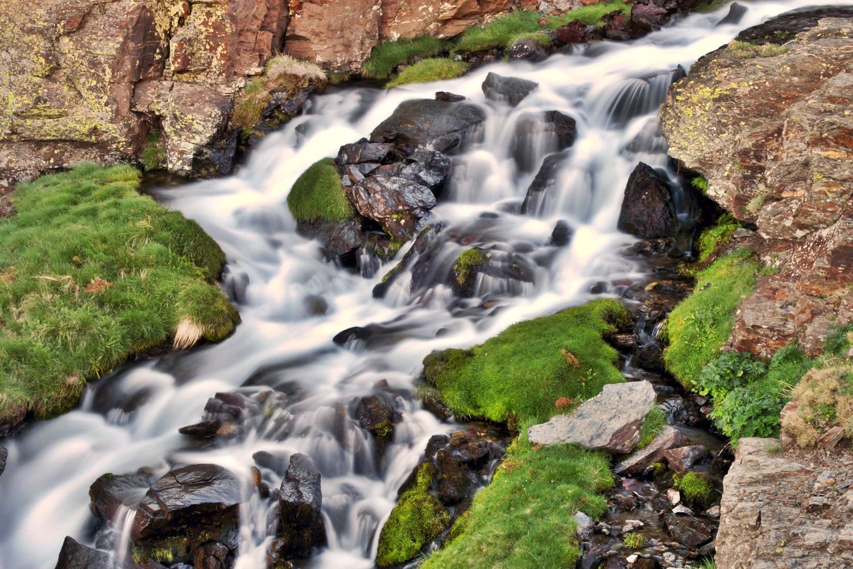"""Melting Water"" - PN Sierra Nevada, Granada - R09389"
