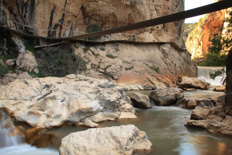 """""""Puente Colgante"""" - Moclin, Granada - B07242"""