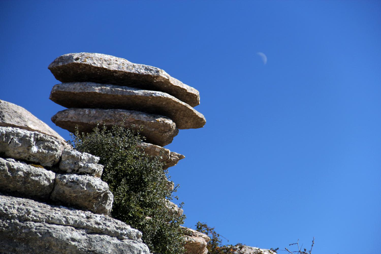 """Layer Tower"" - PN Torcal, Malaga - DR00154"