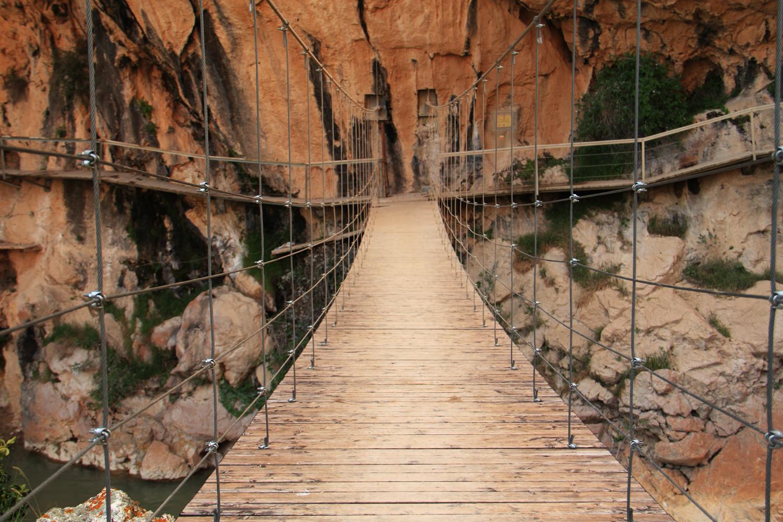 """""""Puente Colgante"""" - Moclin, Granada - B07289"""