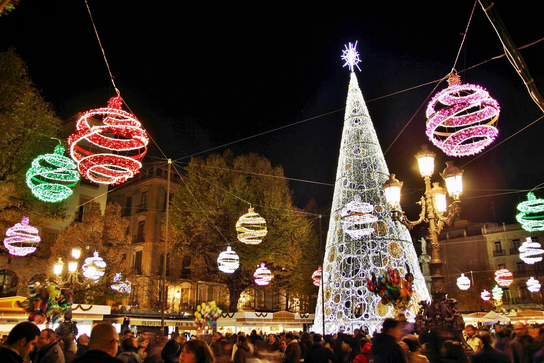 """Chrismas Lights"" - Bibarambla, Granada - FL04167"