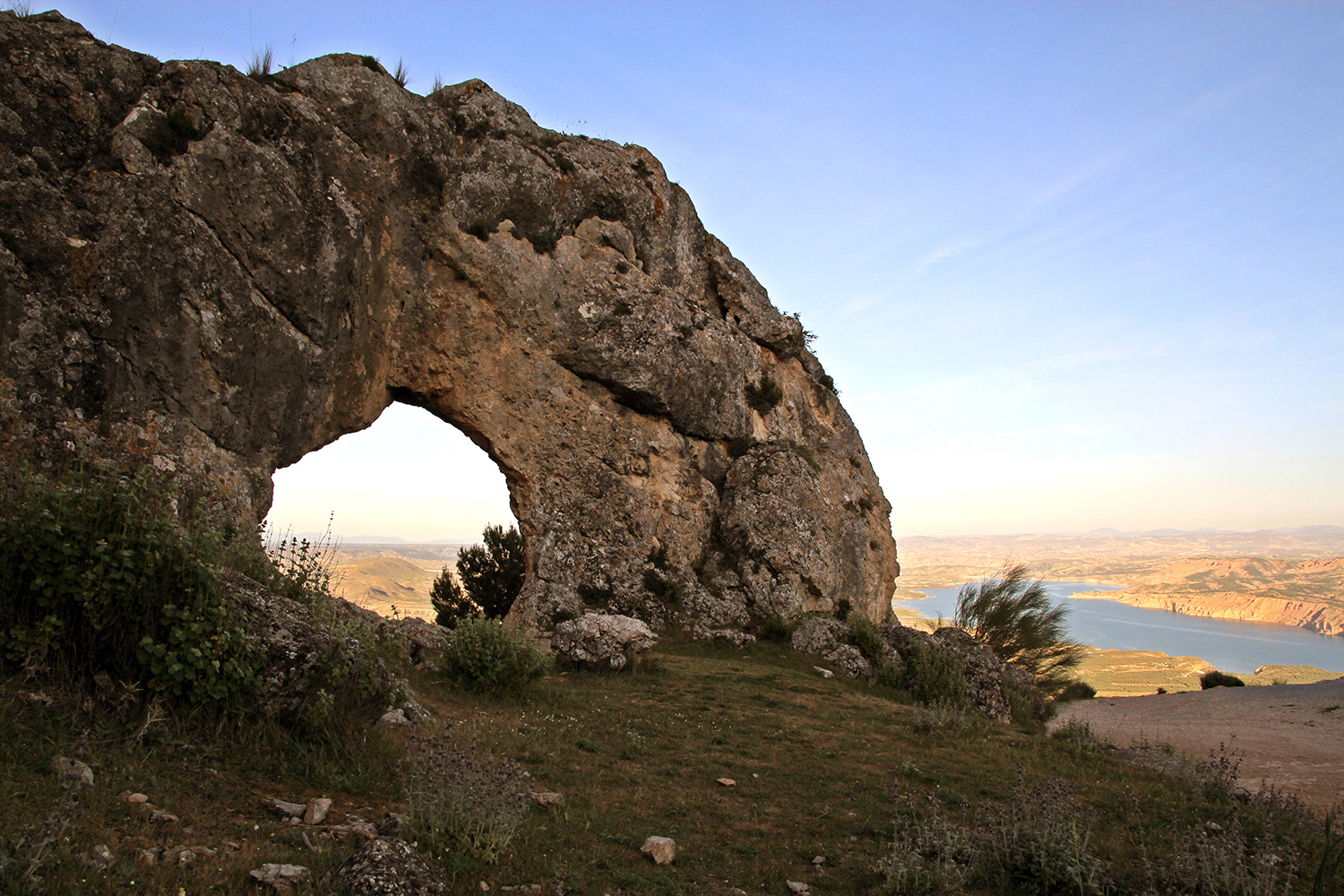 """The Arch of Negratin"" - Zújar, Granada - DR08830"