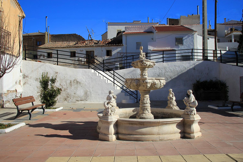 """""""Bácor"""" - Guadix, Granada - V03564"""