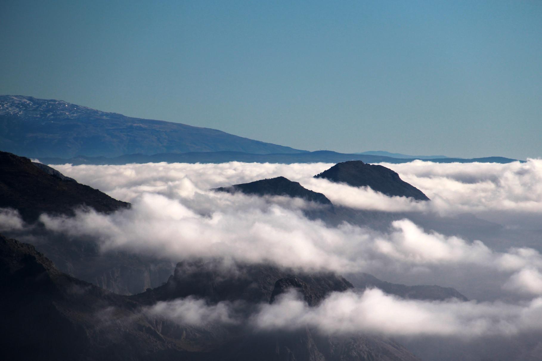 """Just above the Clouds"" - Sierra de Malaga - MC00003"