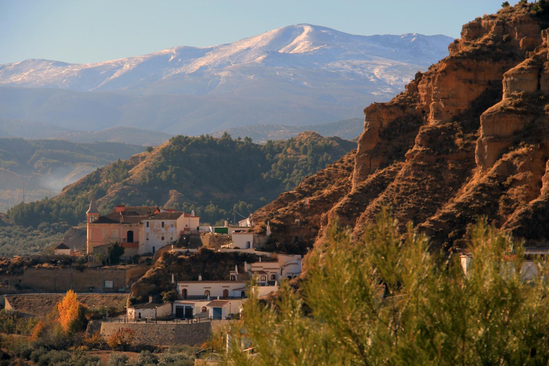 """Early Morning"" - Marquesado de Zenete, Granada - LS04294"