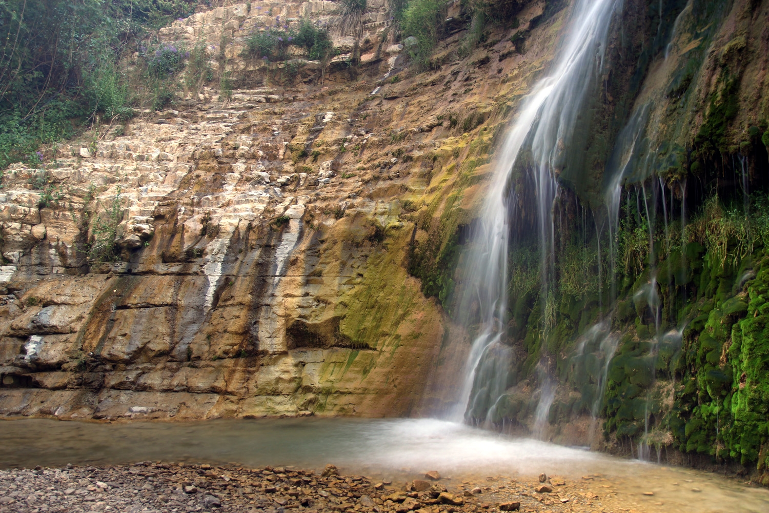"""The Waterfall"" - Algarinejo, Granada - WF01554"