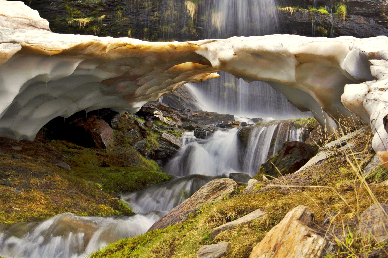 """The Snowbridge"" - PN Sierra Nevada - DF03862"