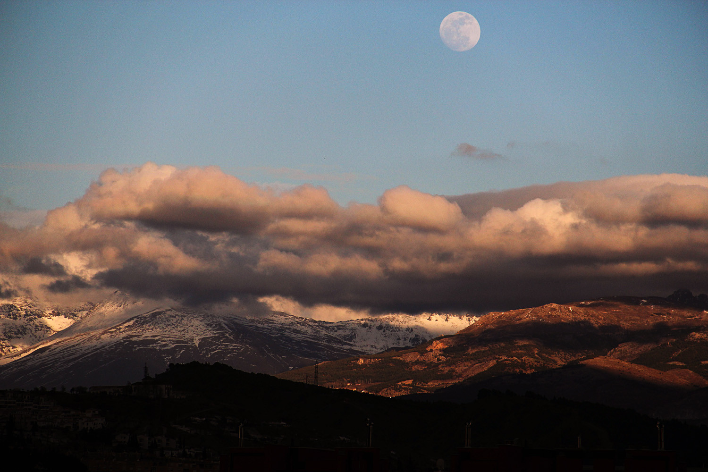 """The Thunder Storm"" - PN Sierra Nevada, Granada - MC03739"