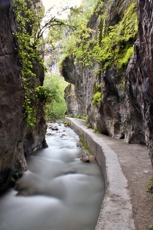 """""""Los Cahorros"""" - PN Sierra Nevada, Granada - R07462"""